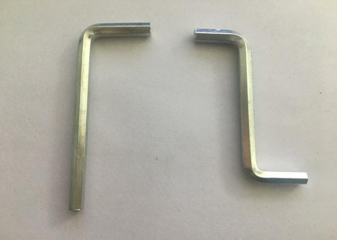 Iron Hex Key Allen Wrench , OEM Avaliable 10mm Allen Key For Combination