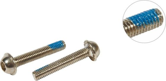 China Customized M10 Cup Head Bolts , Pan Head Hex Bolt With Nickel Plated Finish supplier