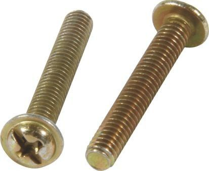 China M4 High Precision Furniture Screw Bolts Full Thread Customized Size With Washer factory
