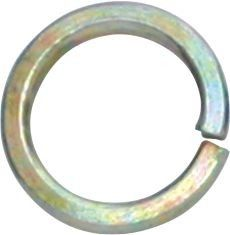 HRC 44-51 Hardware Flat Washers 4.8 Grade ISO9001 Certificated Easy Installation